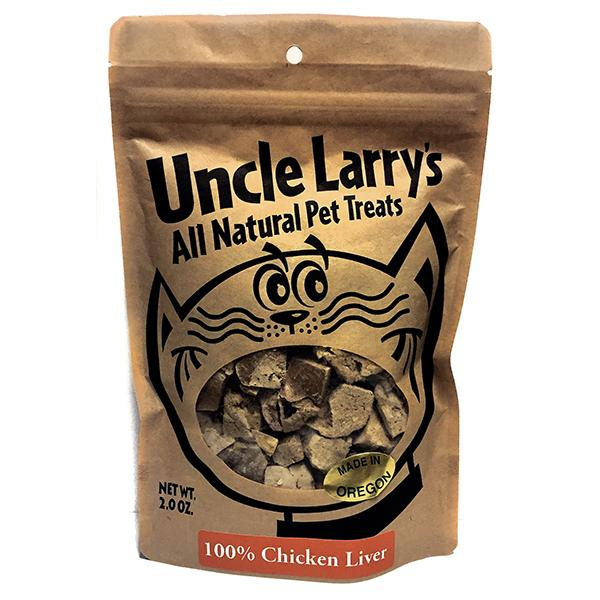 Chicken Liver Freeze-Dried Grain-Free Cat Treats