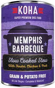 Koha Memphis BBQ 12.7 oz
