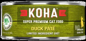 Koha Duck Pate - 5.5 Oz