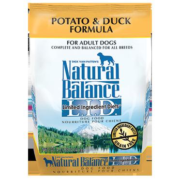 Natural Balance - LID Potato and Duck