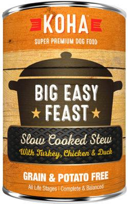 Koha Big Easy Feast 12.7 OZ