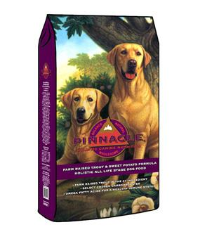 Pinnacle Grain Free Trout and Sweet Potato Formula Dog Food