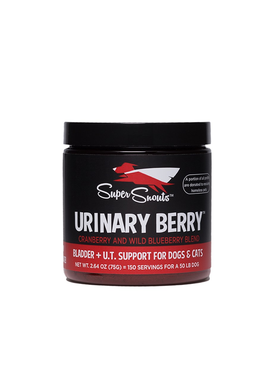 Super Snouts Urinary Berry Urinary Tract Support