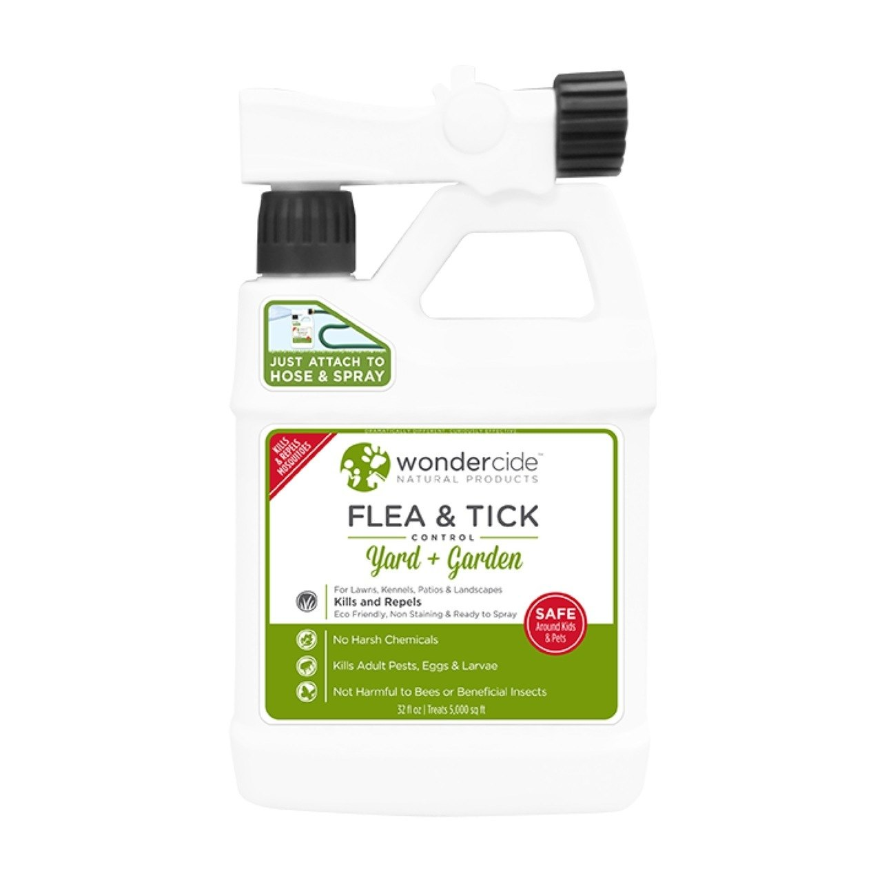 Wondercide Flea & Tick Control Yard & Garden Ready To Use Insecticide