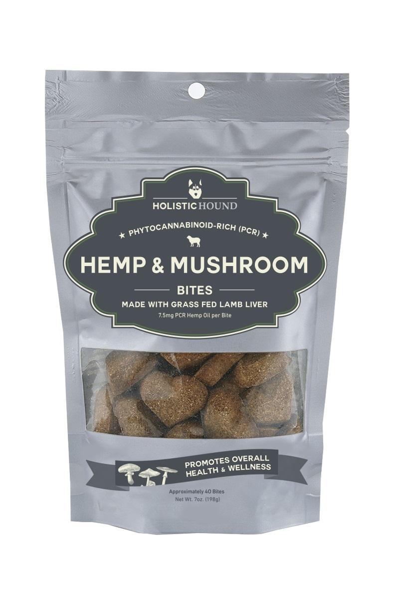 Holistic Hound Lamb 7.5 Mg & Mushroom Bites
