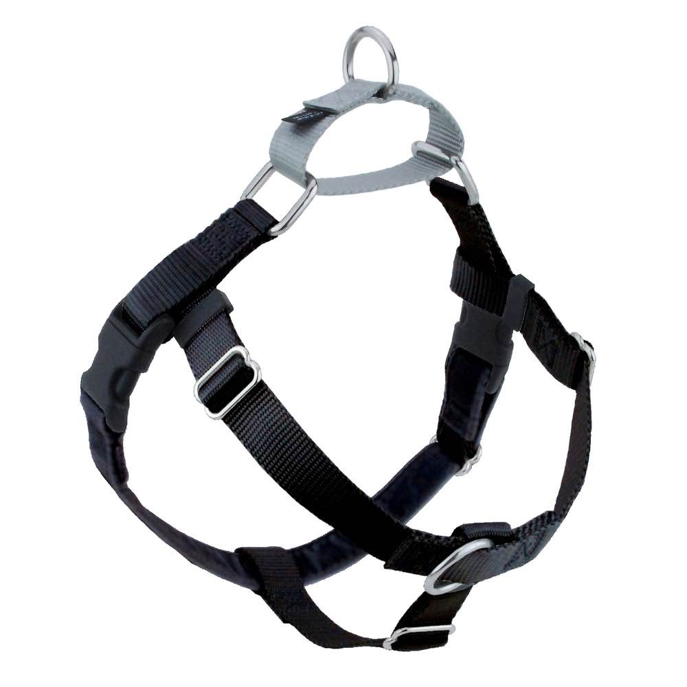 2 Hounds Design Freedom Harness Black