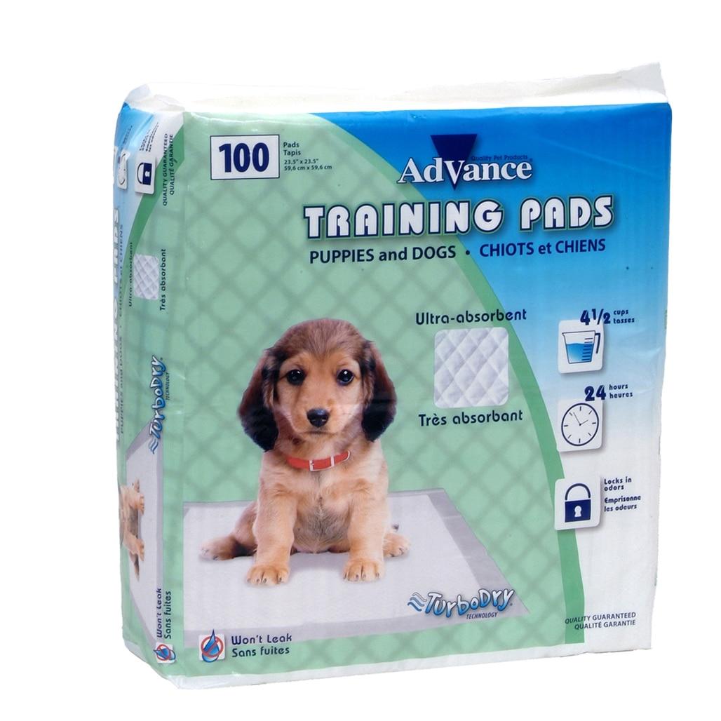 Coastal Pet Advance Training Pads - 100 Pack, 23x23