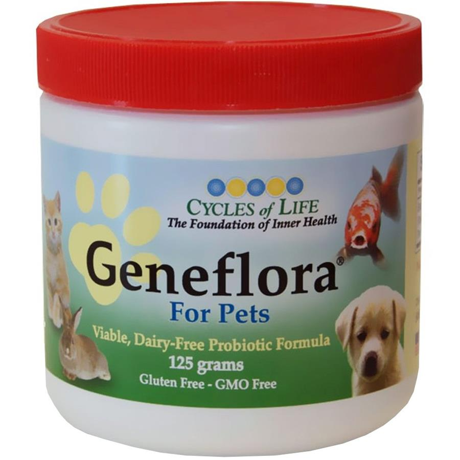 Geneflora by Cycles of Life for Pets 100 grams