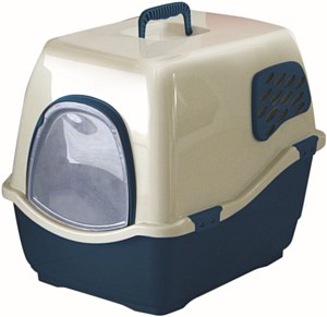 Marchioro Enclosed Litter Box