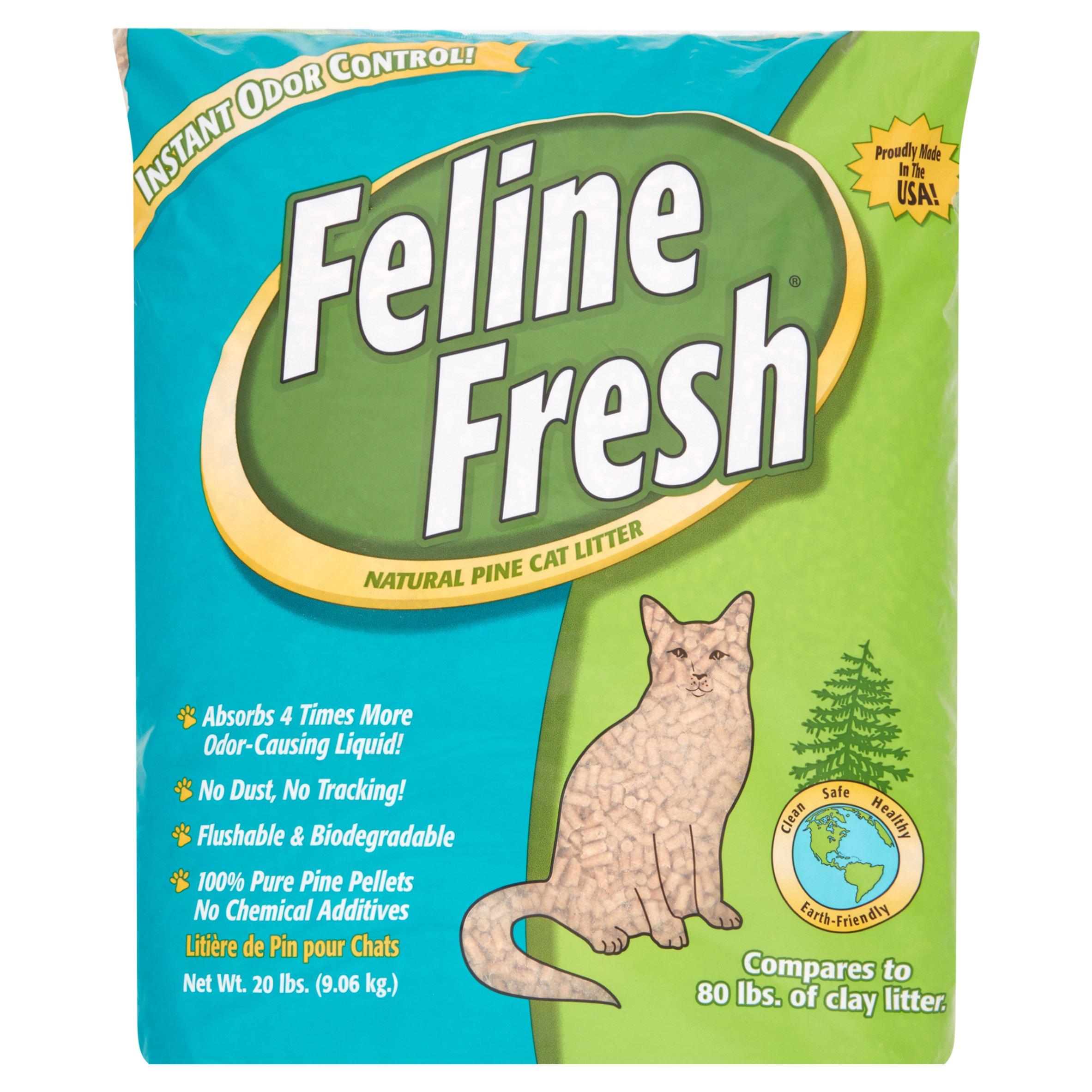 Feline Fresh Pellet Cat Litter