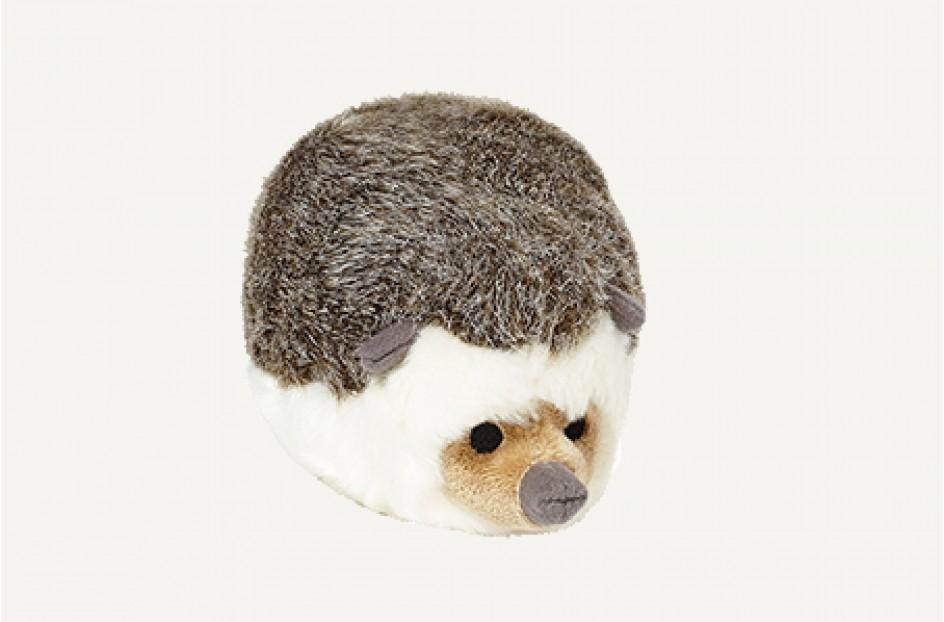 Fluff & Tuff Harriet Hedgehog Dog Toy, 8-in Size: 8-in