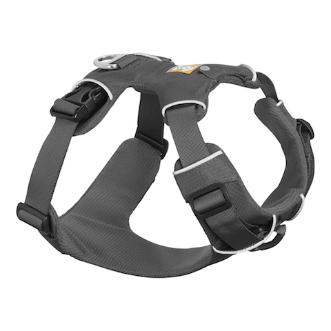 Ruffwear Front Range Dog Harness, Twililght Gray, Medium (27-32in)
