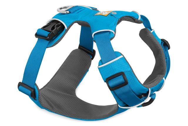 Ruffwear Front Range Dog Harness, Blue Dusk
