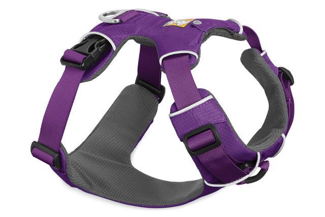 Ruffwear Front Range Dog Harness, Tillandsia Purple, Medium (27-32in)