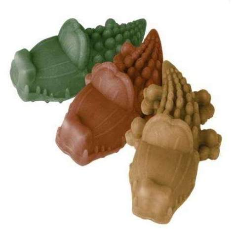 WHIMZEES Alligator Dental Dog Treats, Medium