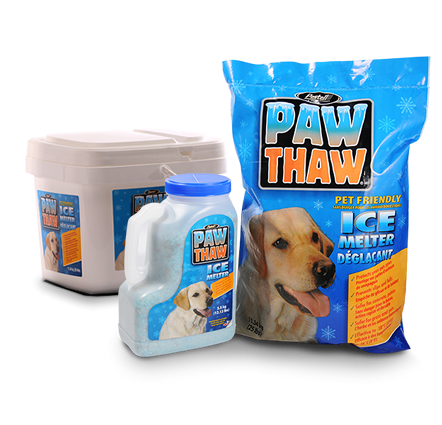 Pestell Paw Thaw Ice Melter Jug Size: 25-lb bag