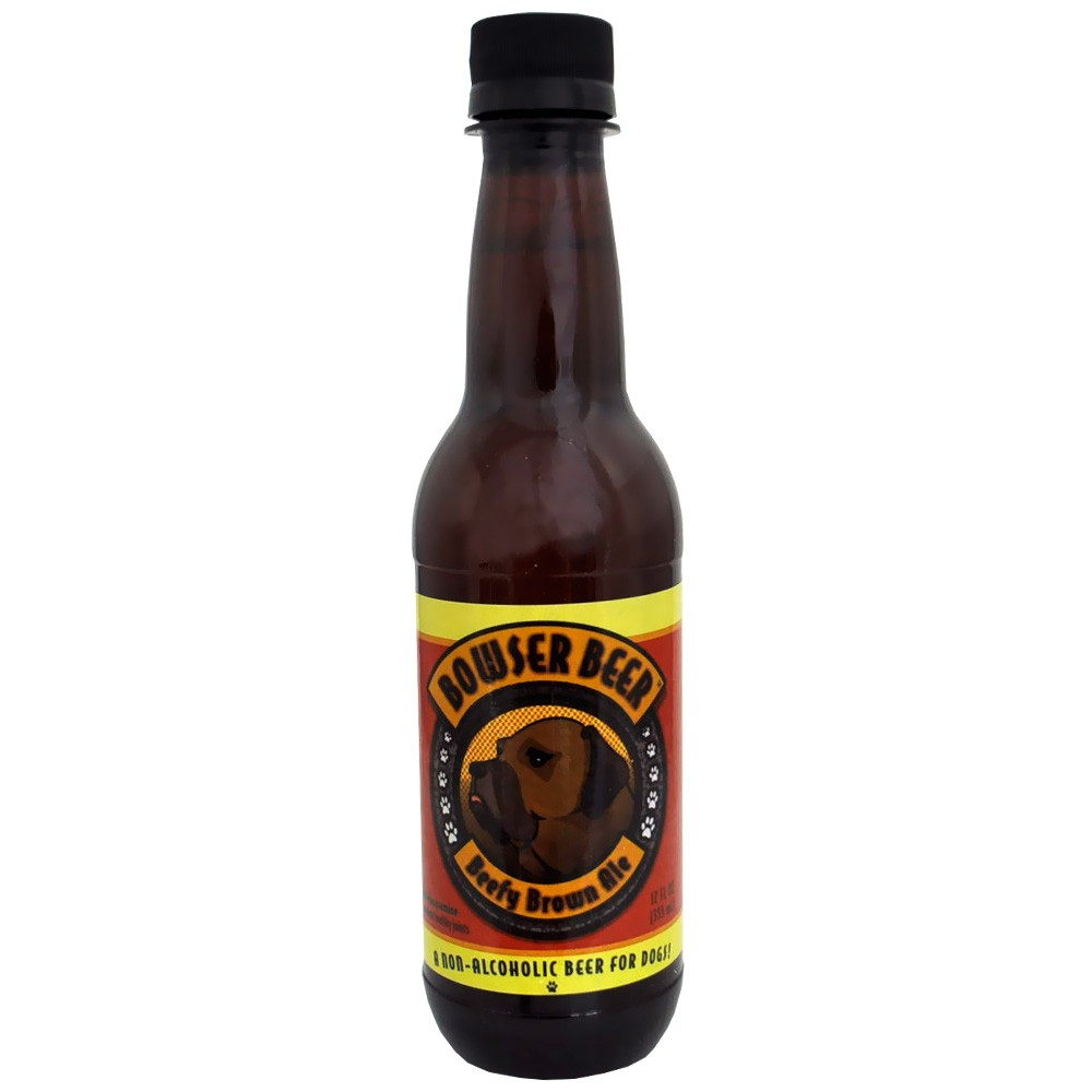 Bowser Beer Beefy Brown Ale 12-oz