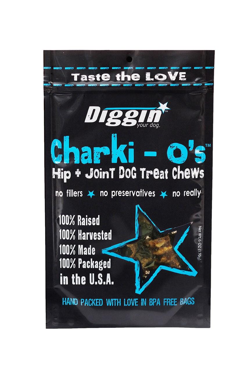 Diggin' Your Dog Charki-O Chew
