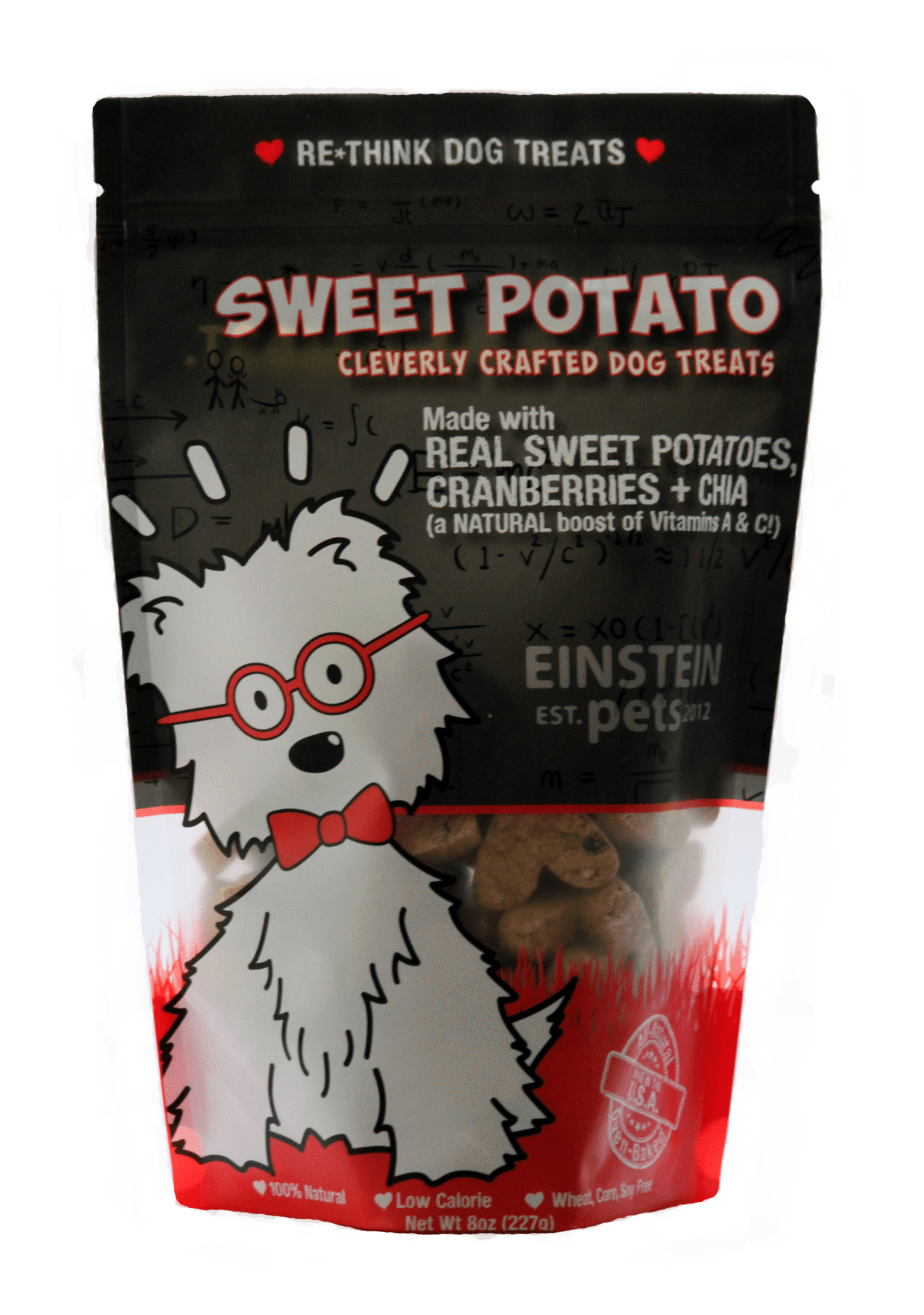 Einstein Pets Treats Sweet Potato