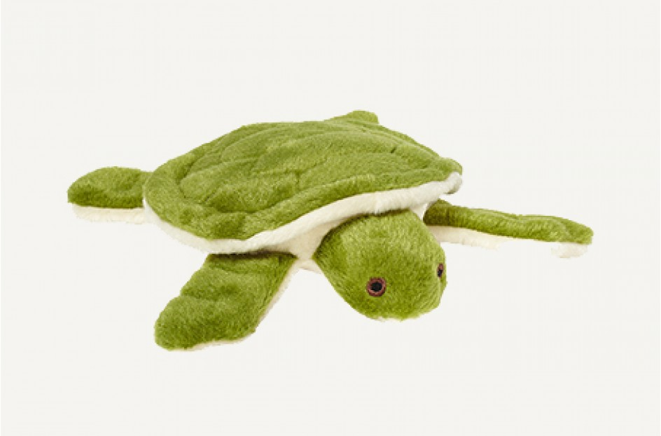Fluff & Tuff Esmeralda the Turtle Dog Toy, Large