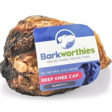 Barkworthies Beef Knee Cap