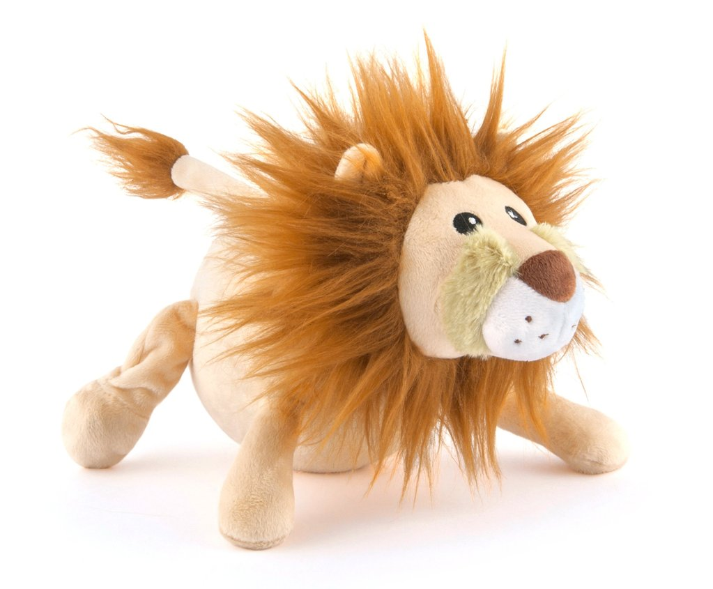 P.L.A.Y. Safari Lion Plush Toy