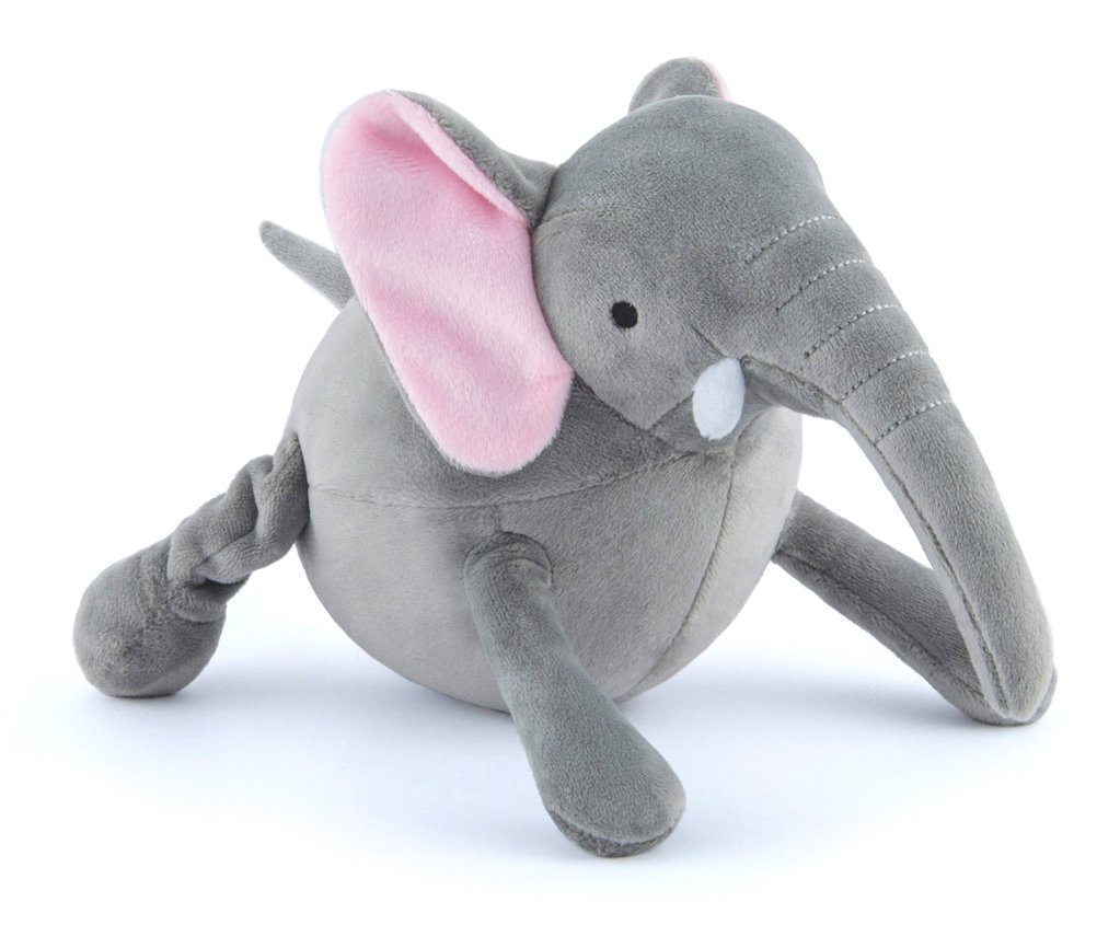 P.L.A.Y. Safari Elephant Plush Toy