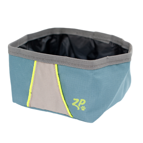 ZippyPaws Adventure Bowl, Forest Green