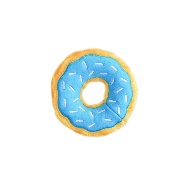 ZippyPaws Mini Donutz Blueberry