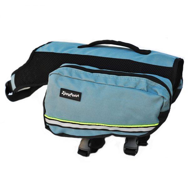 ZippyPaws Adventure Backpack