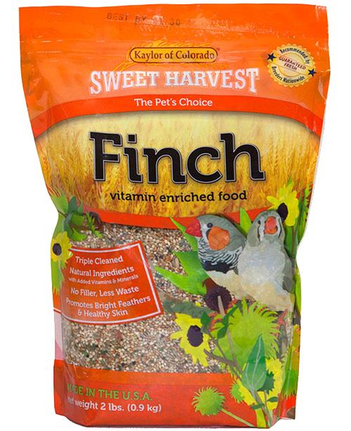 Kaylor Sweet Harvest Enriched Finch Food