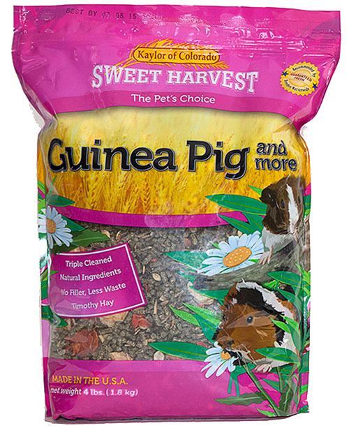 Kaylor Sweet Harvest Guinea Pig & More