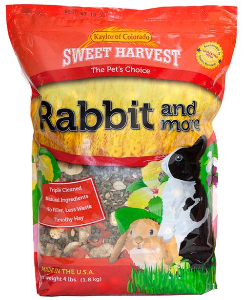 Kaylor Sweet Harvest Rabbit & More, 4-lb