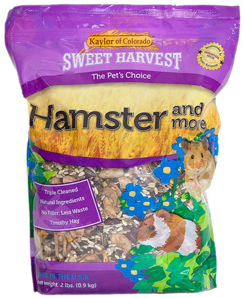 Kaylor Sweet Harvest Hamster & More, 2-lb