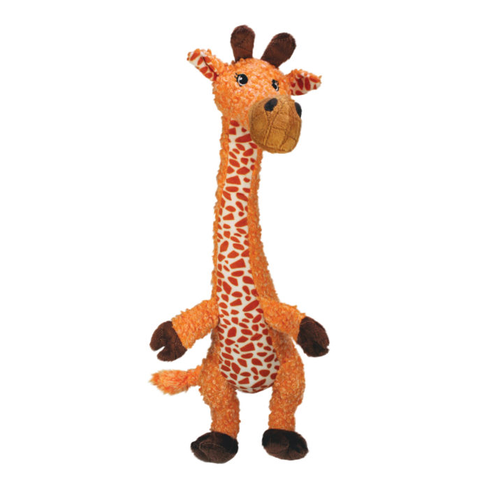 Kong Shakers Luvs Giraffe Plush Toy, small
