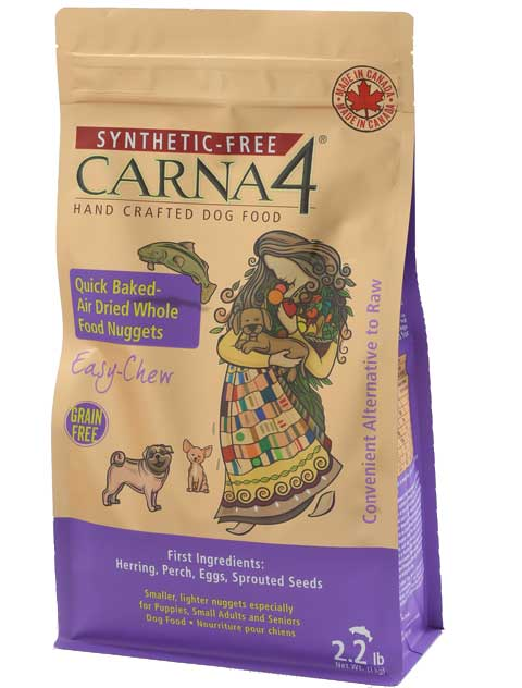 Carna4 Airdried Grain-Free Easy Chew Fish Dog Food