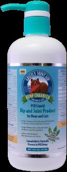 Grizzly Enhanced Joint Aid Liquid Dog Health