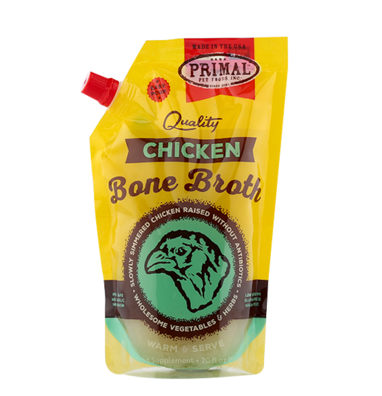 Primal Chicken Frozen Bone Broth