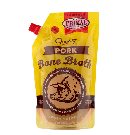 Primal Pork Frozen Bone Broth