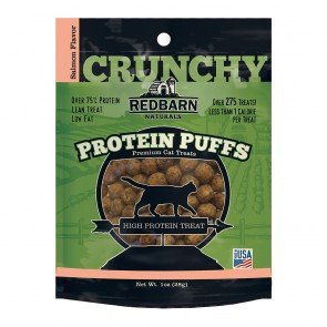 Redbarn Protein Puff Salmon Cat Treat