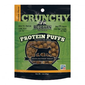 Redbarn Protein Puff Chicken Cat Treat