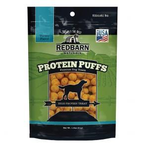 Redbarn Protein Puff Turkey Dog Treat
