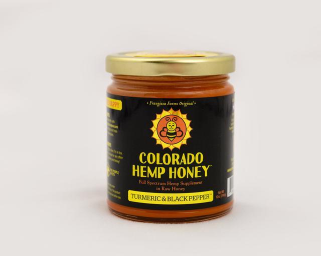 Colorado Honey Full Spectrum Extract Jar, 6-oz (500-mg)