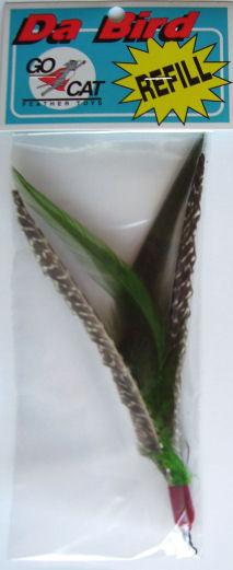 Go Cat Da Bird Refill Replacement Feathers