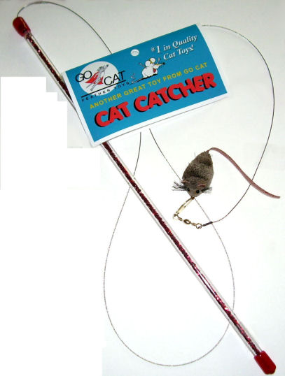 Go Cat Cat Catcher Cat Toy