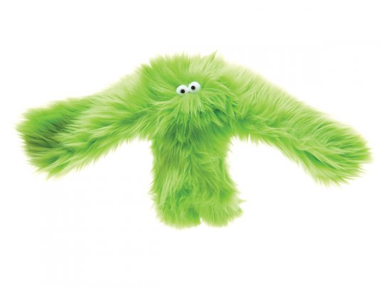 West Paw Baby Salsa Lime Dog Toy