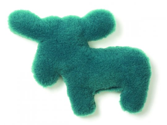 West Paw Madison Moose Dog Toy, Jewel