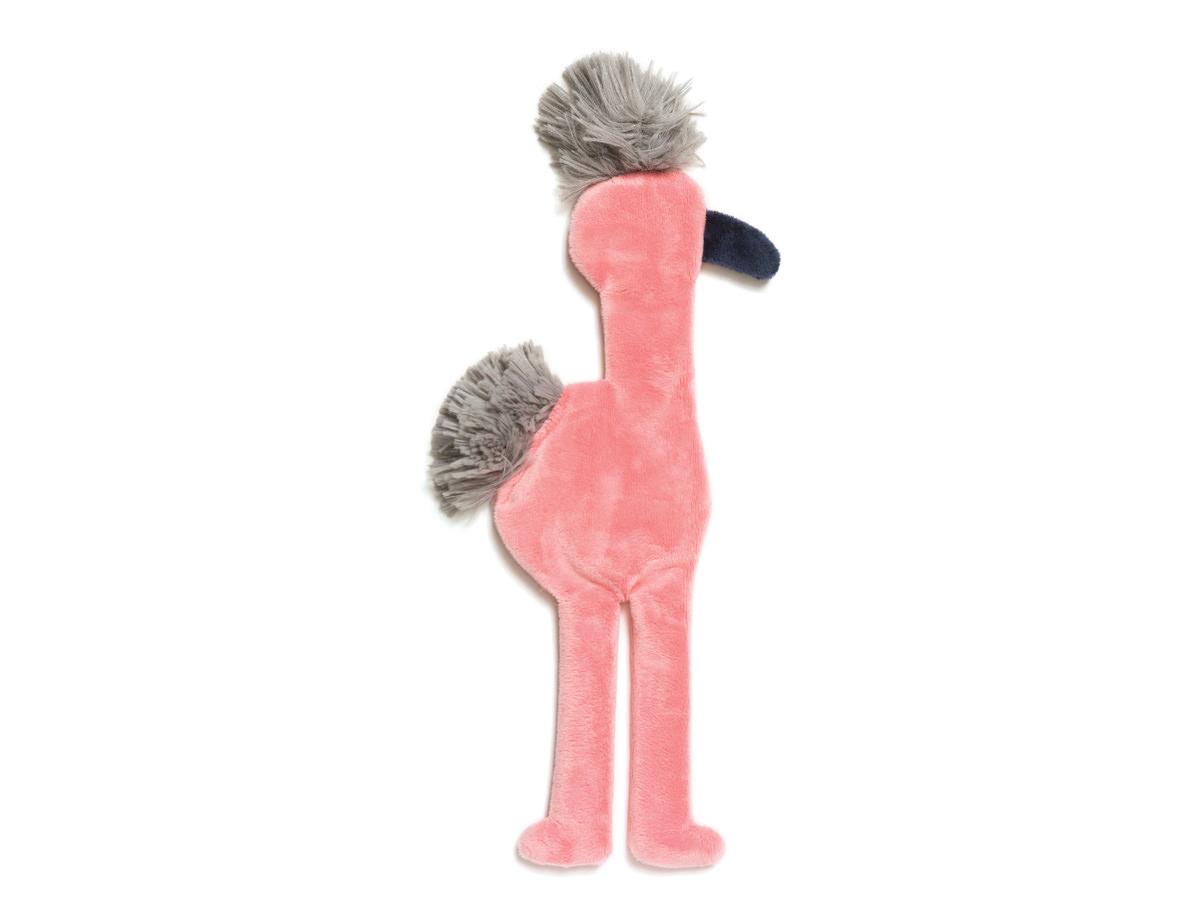 West Paw Mingo Dog Toy -Pink