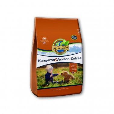 Natural Planet Organics Kangaroo & Venison Entrée Dry Food for Dogs