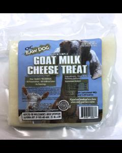 OC Raw Dog Goat Milk Cheese Dog Treat, 5-oz